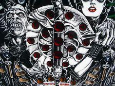 pinball machine artwork - Google Search