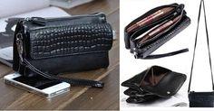 Carteras Plum - Handbags #outfit Visita: PLUMSHOPONLINE.COM - Últimas en stock!  Carteras de Cuero Jill múltiuso Consígue la tuya AHORA en la tienda online: http://ift.tt/2q7wWLz
