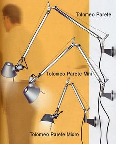 AT Email: Tolomeo Lamps Brighten The Bedroom And Save Space   2.4.08