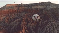 The hot air balloon footage is also breathtaking. | This Beautiful Hyper-Lapse Of Turkey Will Blow Your Mind