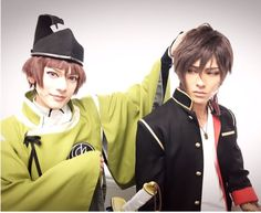 Stage Play, Touken Ranbu, In My Feelings, Live Action, Haikyuu, Cosplay Costumes, Samurai, Fangirl, Musicals