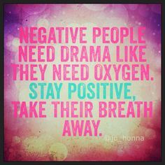 You can not hang out with negative people expect to have a positive life! Let go of negative people in your life♡ Great Quotes, Quotes To Live By, Inspirational Quotes, Daily Quotes, Motivational Quotes, Meaningful Quotes, Inspiring Sayings, Awesome Quotes, Quotable Quotes