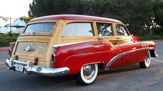 1952 Buick Super Estate Wagon