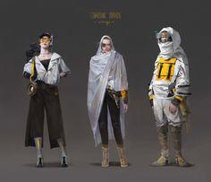Ideas For Futuristic Concept Art Character Design Cyberpunk Mode Cyberpunk, Cyberpunk Anime, Cyberpunk Aesthetic, Cyberpunk Character, Cyberpunk Fashion, Female Character Design, Character Design Inspiration, Character Concept, Character Art
