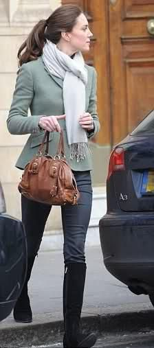 Kate Middleton - Fabulous casual outfit - Probably one of my favs