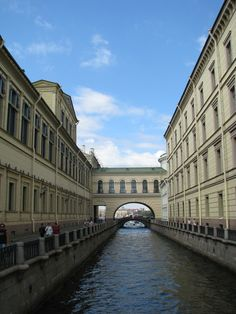 Canal to River Neva - St. Petersburg, Russia | Flickr - Photo Sharing!