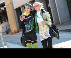 Jak & Jil's Tommy Ton Shoots Fashion Week Australia for Style.com