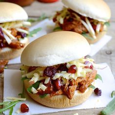You'll never get tired of gammon with these little savoury sweet buns! Barbecue Pulled Pork, Apple Slaw, Pork Buns, Sweet Buns, Food Festival, Budget Meals, Pork Recipes, Salmon Burgers, Cheddar