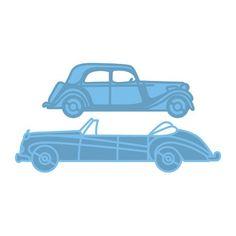 Marianne Creatables VW Beatle coche Die LR0331