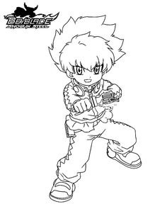 44 Best Beyblade Coloring Pages images   Coloring pages ...