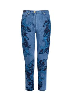 Lace Skinny Jeans – House of Holland
