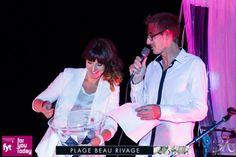 Dans le but de remercier ses clients et ses partenaires pour leur fidélité qui à contribué au succès de la plage durant les huit dernières années, la plage Beau Rivage à organisé le vendredi 20 septembre 2013 la Full Moon Party. Avec SECOND SENS.