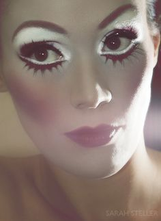 cirque du solie young girl makeup - Google Search