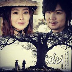 Faith, The Great Doctor ep24 ♥ Lee Min Ho as Choi Young & Kim Hee Sun as Yoo Eun Soo #Kdrama 2012  ♥ True Love