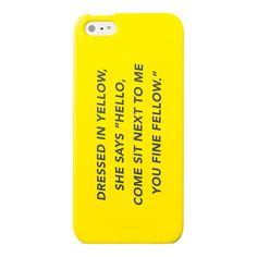 iPhone 5 Case in Fine Fellow | Kate Spade Saturday