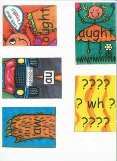 Hunk and Chunk cards from Phonics Dance, if you ever get a chance to go see Ginny Dowd goooooo! She is awesome. Phonics Reading, Kindergarten Reading, Kids Reading, Teaching Reading, Guided Reading, Reading Tips, Reading Nook, Reading Comprehension, Phonics Lessons