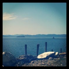 Beautiful Lake Champlain. You can see why it's our namesake.  www.LakeChamplainChocolates.com