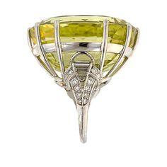 Vintage Citrine Ring $6,950