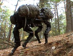BigDog by Boston Dynamics Military bot with incredible mobility and balance Engineering Science, Science And Technology, Boston Dynamics, Fiction Movies, Science Fiction, Carnegie Mellon, Dog Hotel, Cool Monsters