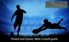 Minimise the risk of oral injuries this season, wear a custom fitted mouthguard. The level of protection afforded by custom-fitted mouthguards is unsurpassed by any other mouthguard. Contact Sport, Mouth Guard, Beautiful Smile, Good Mood, Self Esteem, Vulnerability, Trauma, Books Online, Schedule