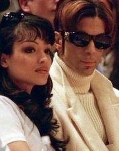 Prince & Mayte■■■ ■Stunning couple ■