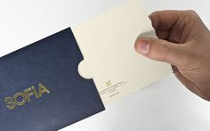 Anagrama: Sofia Branding and Collateral