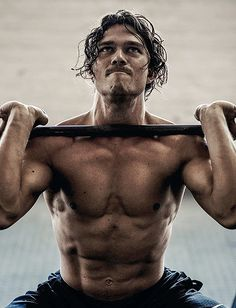 Luke Arnold for Men's Health South Africa. Whatever I was doing before I saw this picture is of no importance