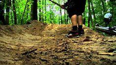 vtt Mont Griffon yerres - YouTube