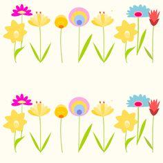 Free digital floral summer scrapbooking paper - ausdruckbares Geschenkpapier - freebie | MeinLilaPark – DIY printables and downloads