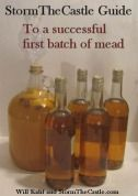 Brewing a 1 gallon batch of mead