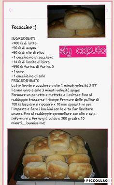 Focaccine Lidl, My Favorite Food, Favorite Recipes, Kitchen Humor, Funny Kitchen, Dough Recipe, Antipasto, Sweet Bread, Biscotti