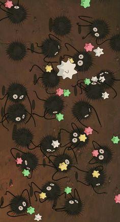 Wall Paper Phone Anime Studio Ghibli Ideas For 2020 Art Studio Ghibli, Studio Ghibli Movies, Studio Ghibli Tattoo, Kawaii Wallpaper, Iphone Wallpaper, Wallpaper Art, Animes Wallpapers, Cute Wallpapers, Personajes Studio Ghibli