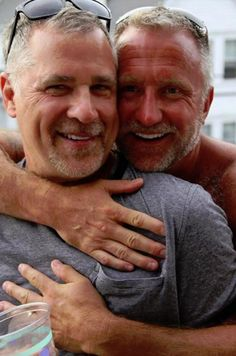 mature gay fathers