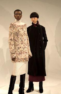 Michelle Helene Debuts at New York Fashion Week! - Lisa Robertson
