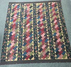 Happy Quilting: Wild Oats Quilt