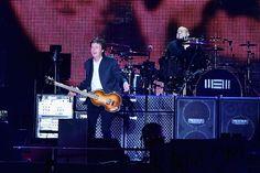 PAUL ON THE RUN: PAUL McCARTNEY IN DOVER, DE : Firefly Music Festiv...