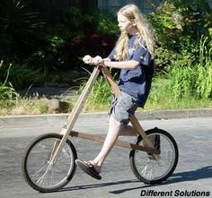bc8d4719d0c Wood Bike, Wooden Bicycle, Women's Cycling Jersey, Woodworking For Kids,  Woodworking Plans