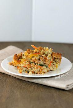Emily Bites - Weight Watchers Friendly Recipes: Zucchini Casserole