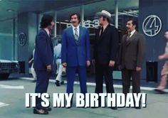 Normally I'm not excited about birthdays, but reaching 45 years old is a big deal. Except on Tinder. On Tinder I'm 35.😉 #birhday #saturday #fortyfive