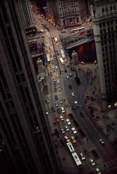 Birds Eye View, Chicago, Illinois