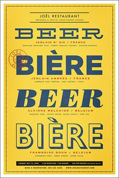 beer beer beer