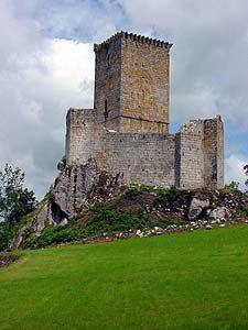 Castillo de Andrade - Pontedeume ( A Coruña)
