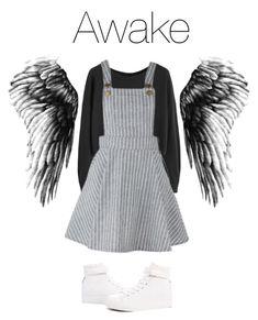 """BTS Wings: Awake"" by kookiechu ❤ liked on Polyvore featuring Renben"