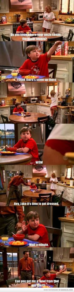 Two and a Half Men...ohhhh jake, lol.