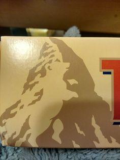 The Toblerone mountain has a bear on it. http://ift.tt/2e6tvjI