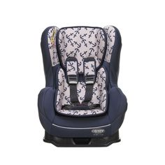 Obaby 0+-1 Combination Car Seat - Little Sailor