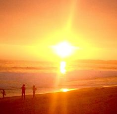 San Clemente Beach Sunset