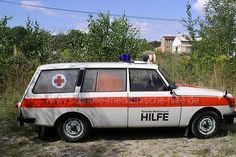 smh barkas | Die Schnelle Medizinische Hilfe der DDR