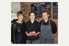 "Laura Woodridge, 21, #Gloucester. Laura won the #Apprentice of the Year Award in 2013 and is a Commis Chef at Pepper Crescent in #Cheltenham. She said: ""My apprenticeship at Pepper Crescent has always been handled with such care. I would 100 per cent recommend an apprenticeship to other young people because I think it's the best way to learn if you have a trade you are passionate about. The best thing is that you get actual work experience as well as learning at Gloucestershire College."""