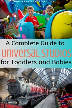 The ultimate guide to Universal Studios Orlando with young kids. Tickets, kid rides, stroller rentals, Harry Potter tips, and more! Disney Destinations, Family Vacation Destinations, Disney World Vacation, Disney Cruise Line, Disney Vacations, Disney Trips, Family Vacations, Cruise Vacation, Vacation Spots